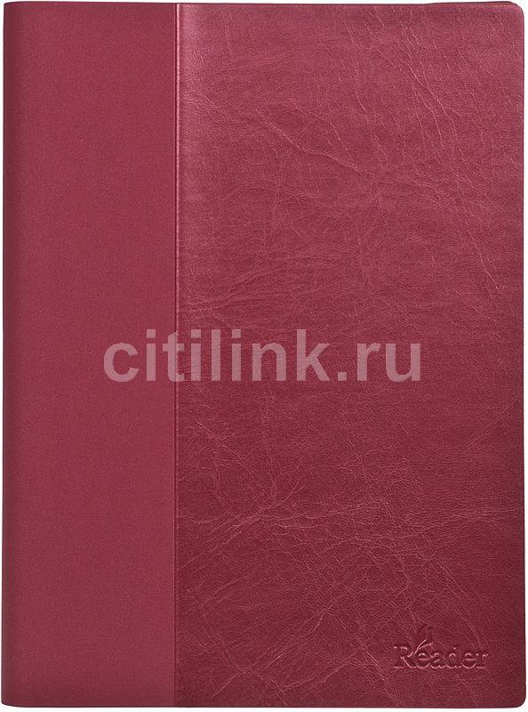 Обложка с подсветкой SONY PRSA-CL10, красный