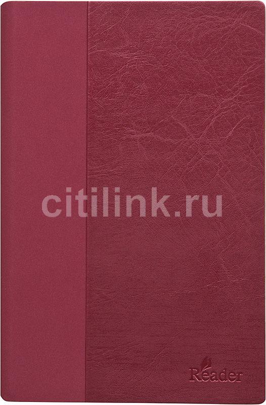 Обложка SONY PRSA-SC10, красный