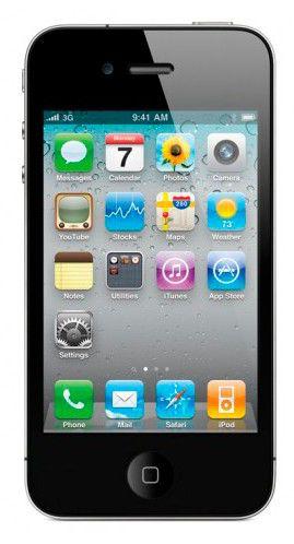 Смартфон APPLE iPhone 4S 32Gb,  черный