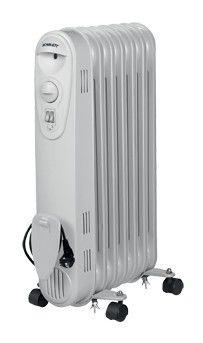 Масляный радиатор SCARLETT SC-1167 + SC-2159, 1500Вт, белый