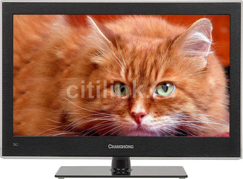"LED телевизор CHANGHONG E22B888A  21.5"", FULL HD (1080p),  черный"
