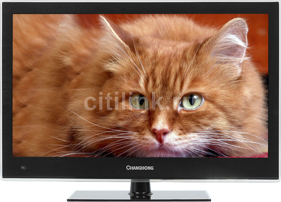 "LED телевизор CHANGHONG E24B888A  23.6"", FULL HD (1080p),  черный"