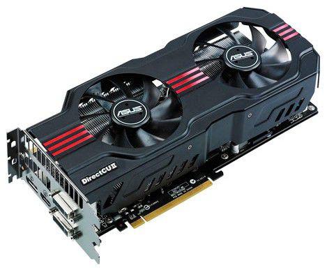 Видеокарта ASUS nVidia  GeForce GTX 560Ti ,  1.3Гб, GDDR5, Ret [engtx560ti448dc2/2dis/1280md5]