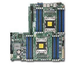 Серверная материнская плата SUPERMICRO MBD-X9DRW-IF-B без аксессуаров,  bulk