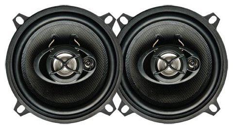 Колонки автомобильные SUPRA SBD-1353,  коаксиальные,  150Вт,  комплект 2 шт.