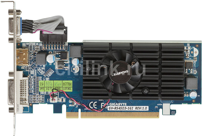 Gigabyte GV-R545-1GI Treiber Windows 7