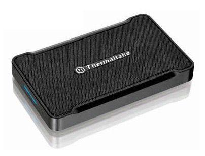 Внешний корпус для  HDD THERMALTAKE Max 5G ST0023Z, черный