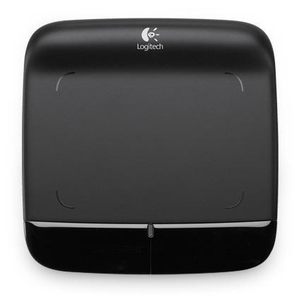 Сенсорная панель LOGITECH 910-002444,  USB, Радиоканал, без русского алфавита,  черный