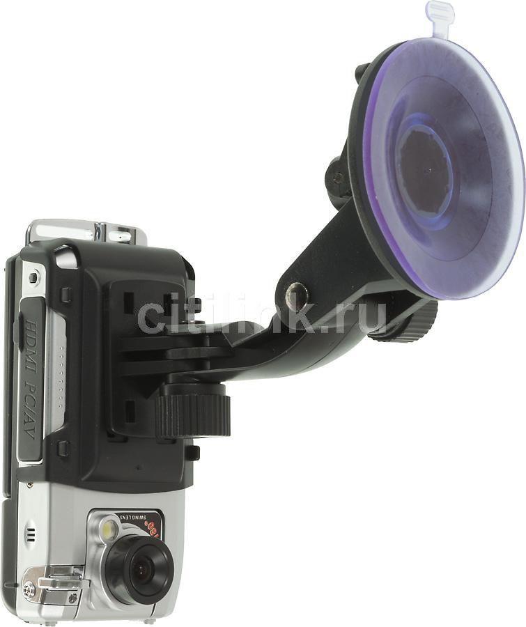 Видеорегистратор SUPRA SCR-550 черный