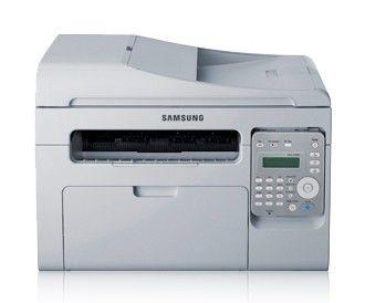 МФУ SAMSUNG SCX-3400F/XEV,  A4,  лазерный,  серый