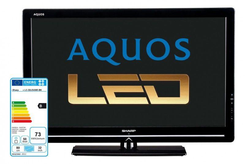 LED телевизор SHARP Aquos LC32LE430