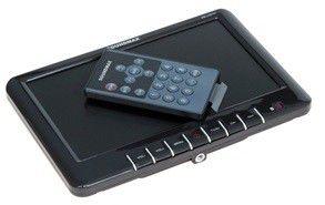 Автомобильный портативный телевизор SOUNDMAX SM-LCD707,  7