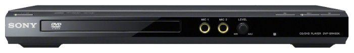 DVD-плеер SONY DVP-SR450K,  черный