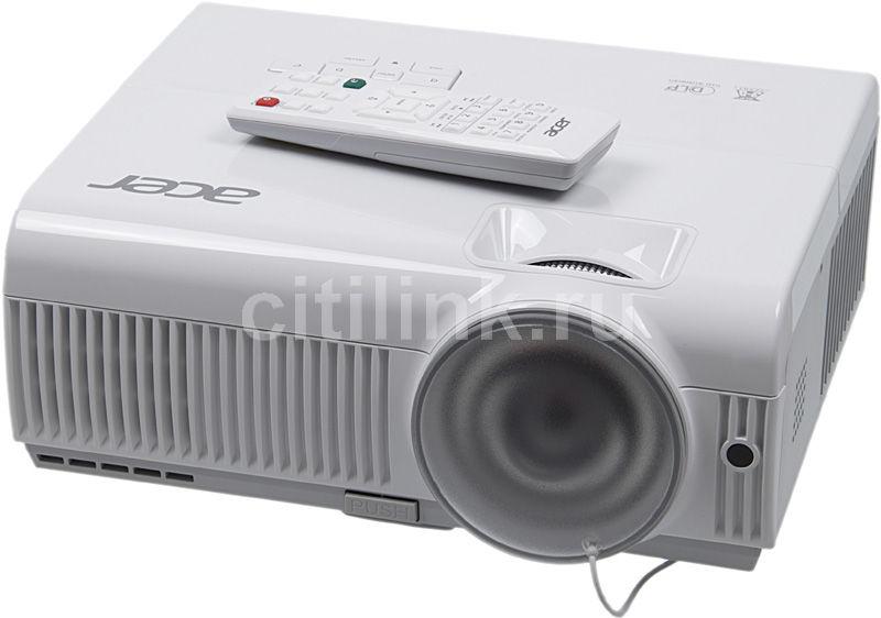 Проектор ACER S1210 белый [ey.jdw05.001]