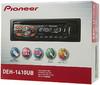 Автомагнитола PIONEER DEH-1410UB,  USB вид 6