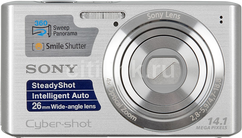 Фотоаппарат SONY DSC-W610 на IZI.ua (1589740) | 457x800