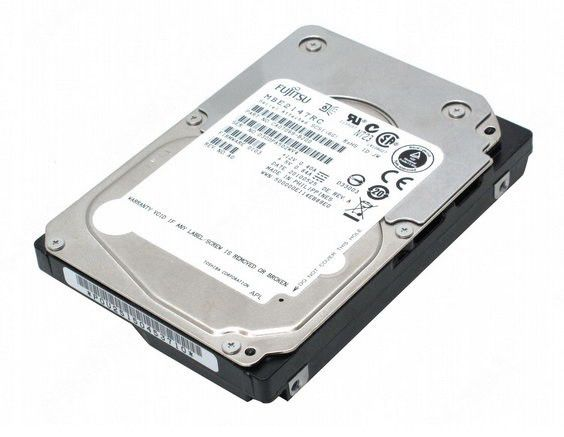 Жесткий диск Toshiba SAS 147Gb Fuji MBE2147RC 15000rpm 16Mb 2.5