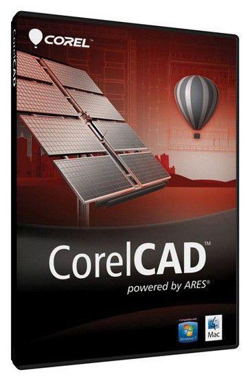 ПО CorelCAD DVD Case BOX [ccadcprdvdeu]
