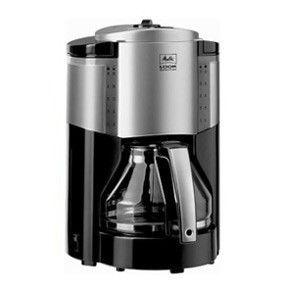 Кофеварка MELITTA Look De Luxe,  капельная,  черный