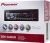 Автомагнитола PIONEER DEH-3400UB,  USB вид 6