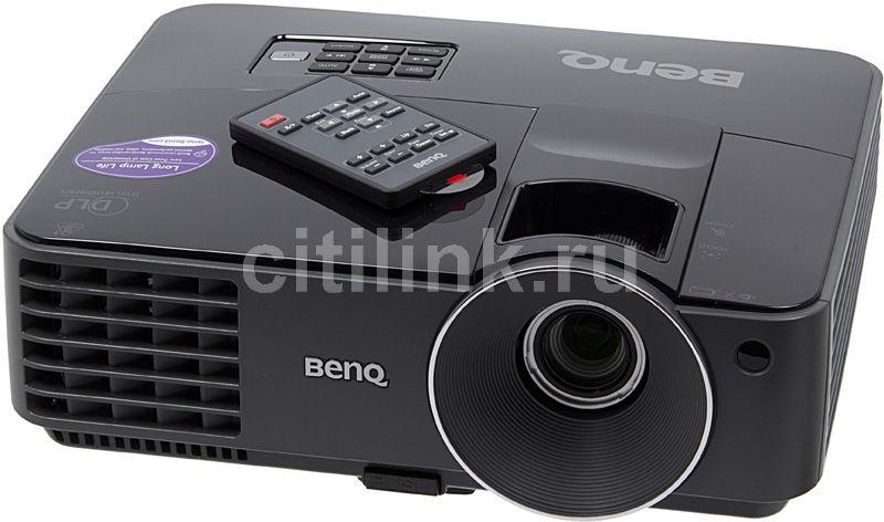 Проектор BENQ MS500+ черный [9h.j6277.13e]