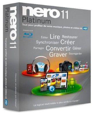 ПО Nero 11 Multimedia Suite Platinum BOX [4052272000345]