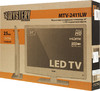 "LED телевизор MYSTERY MTV-2411LW  ""R"", 24"", FULL HD (1080p),  белый вид 10"
