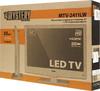 LED телевизор MYSTERY MTV-2411LW