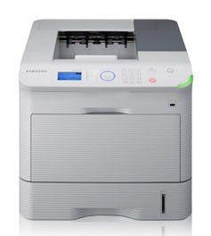 Принтер SAMSUNG ML-5510N лазерный, цвет:  белый [ml-5510n/xev]