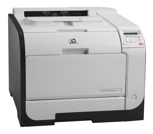 Принтер HP Color LaserJet Pro 300 color M351a (CE955A) лазерный, цвет:  белый