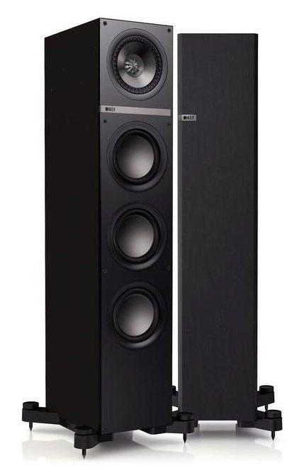 Акустическая система KEF Q500,  моно,  черный