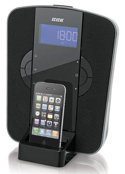 Док-станция BBK CR140i (iPhone, iPod)