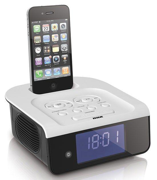 Радиобудильник BBK CR143i, белый