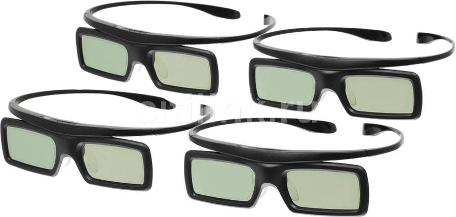 Очки 3D SAMSUNG SSG-P30504,  черный [ssg-p30504/ru]