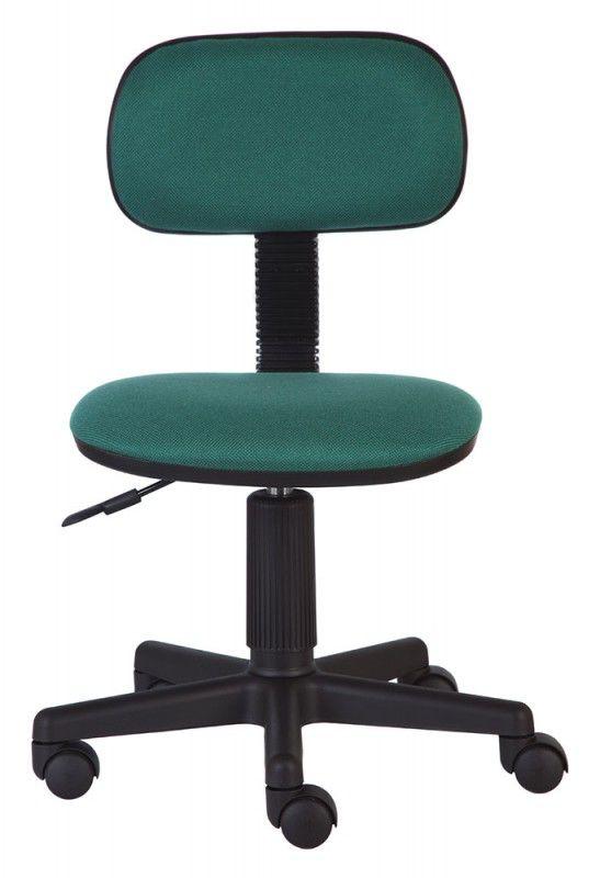 Кресло БЮРОКРАТ Ch-201NX, на колесиках, ткань, зеленый [ch-201nx/g]
