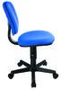 Кресло БЮРОКРАТ Ch-204NX, на колесиках, ткань, синий [ch-204nx/26-21] вид 6