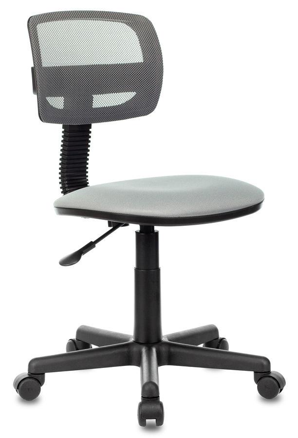 Кресло БЮРОКРАТ CH-299NX, на колесиках, ткань, серый [ch-299/g/15-48]