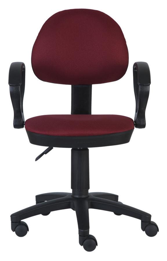 Компьютерное кресло TetChair Boss хром Black 36-6/36-6/06