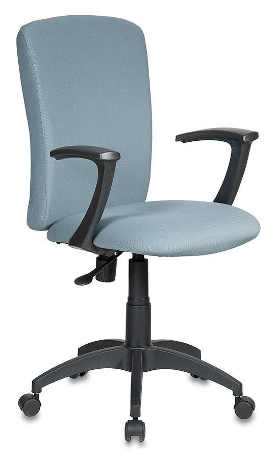 Кресло БЮРОКРАТ Ch-470AXSN, на колесиках, ткань, серый [ch-470axsn/grey]