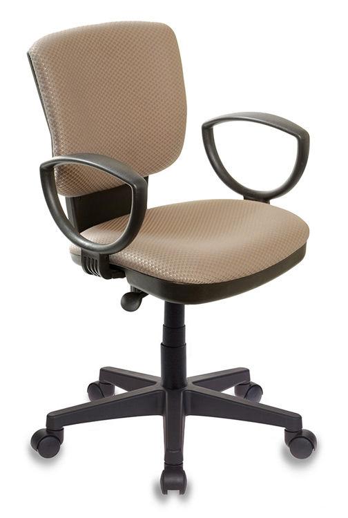 Кресло БЮРОКРАТ Ch-626AXSN, на колесиках, ткань, серый [ch-626axsn/v-01]