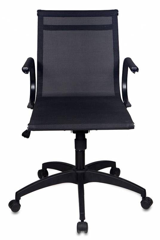 Кресло руководителя БЮРОКРАТ Ch-997-Low, на колесиках, черный [ch-997-low/black]
