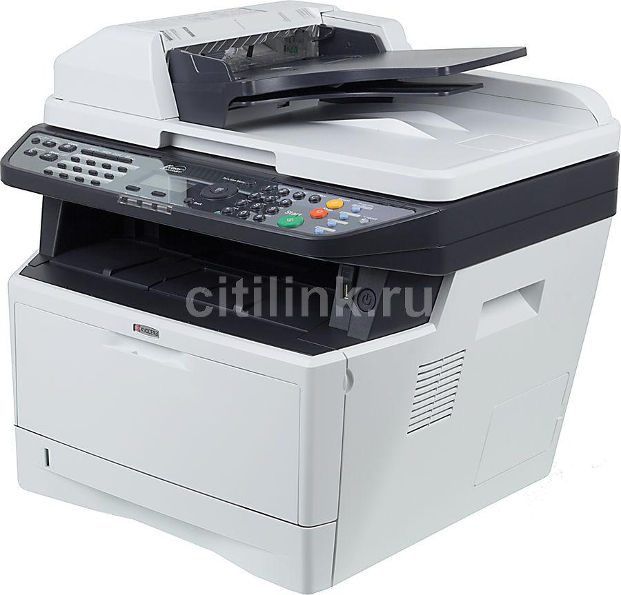 МФУ KYOCERA FS-1035MFP/DP,  A4,  лазерный,  белый [1102mk3nl0]