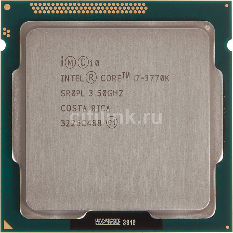Процессор INTEL Core i7 3770K, LGA 1155 BOX [bx80637i73770ksr0pl]
