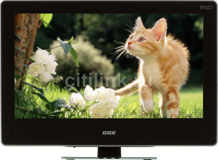 "LED телевизор BBK LED2272FDTG  21.5"", FULL HD (1080p),  c DVD плеером,  черный"
