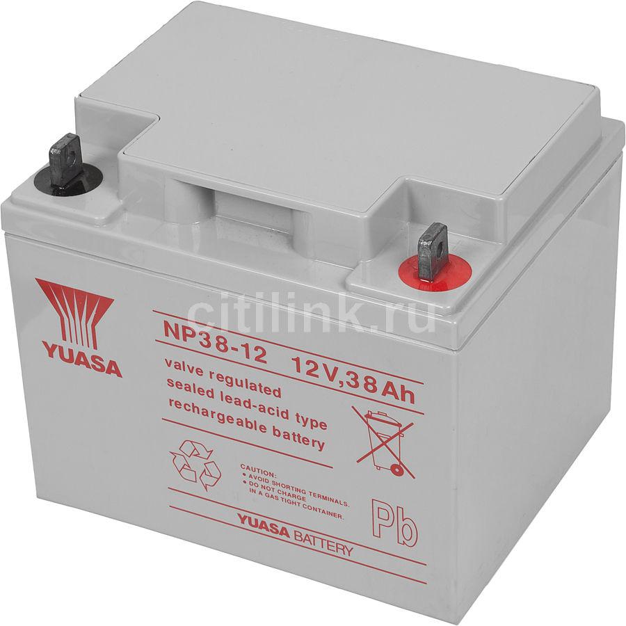 Батарея для ИБП YUASA NP65-12  12В,  65Ач