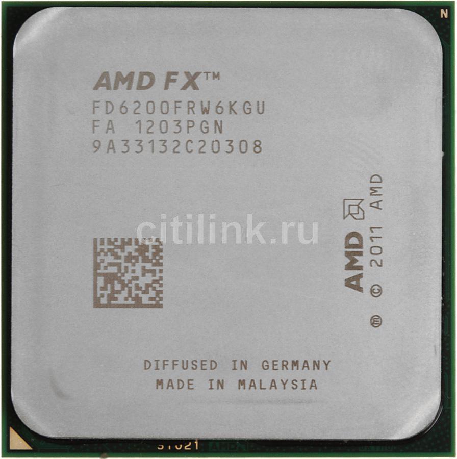 Процессор AMD FX 6200, SocketAM3+ OEM [fd6200frw6kgu]