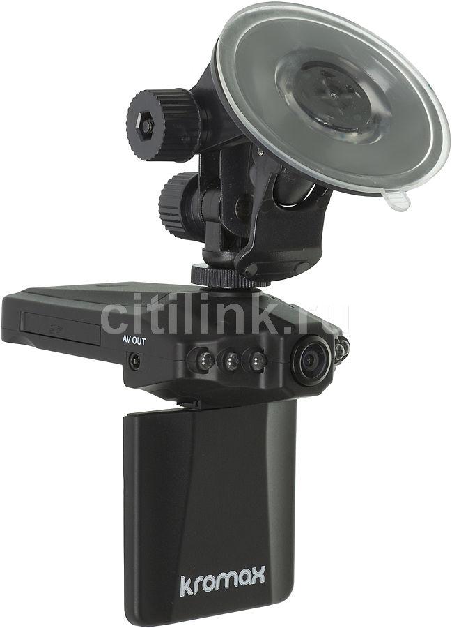 Видеорегистратор KROMAX Magic Vision VR-256 черный