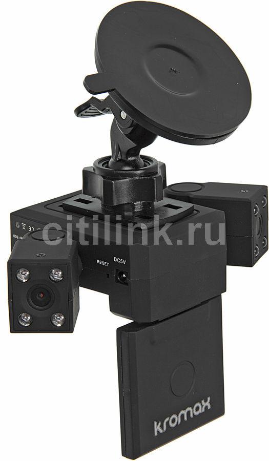 Видеорегистратор KROMAX Magic Transformer VR-300 черный