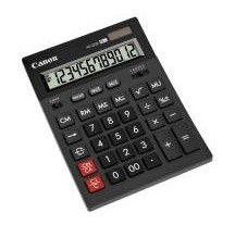 Калькулятор CANON AS-2222,  12-разрядный, черный