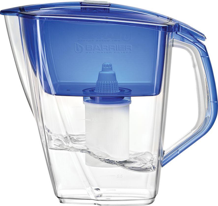 Фильтр для воды БАРЬЕР Гранд NEO,  ультрамарин,  4л [4601032304034]